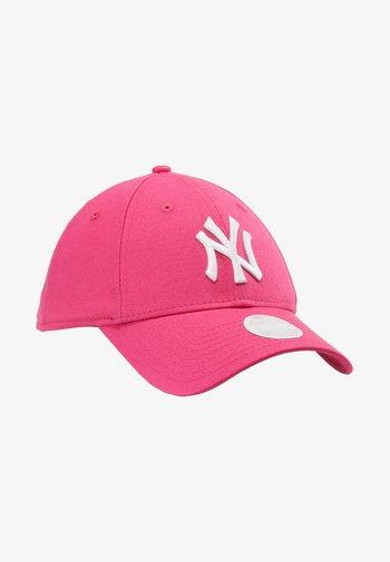 Cappellino - yankees pink/optic white