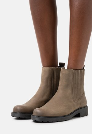 ORINOCO MID - Classic ankle boots - dark olive