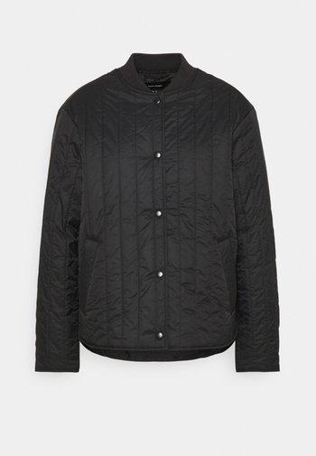VMGIGI SHORT PADDED JACKET - Light jacket - black