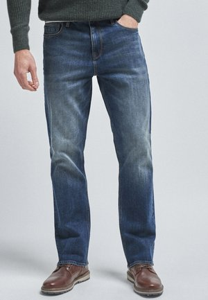 Bootcut jeans - dirty denim