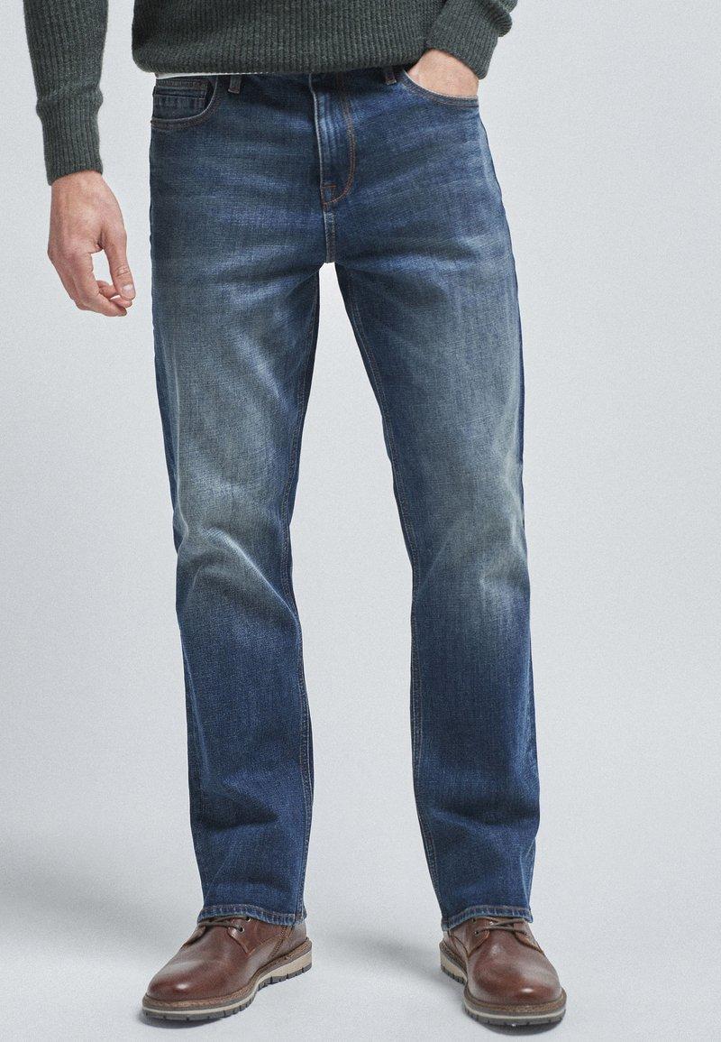 Next - Bootcut jeans - dirty denim