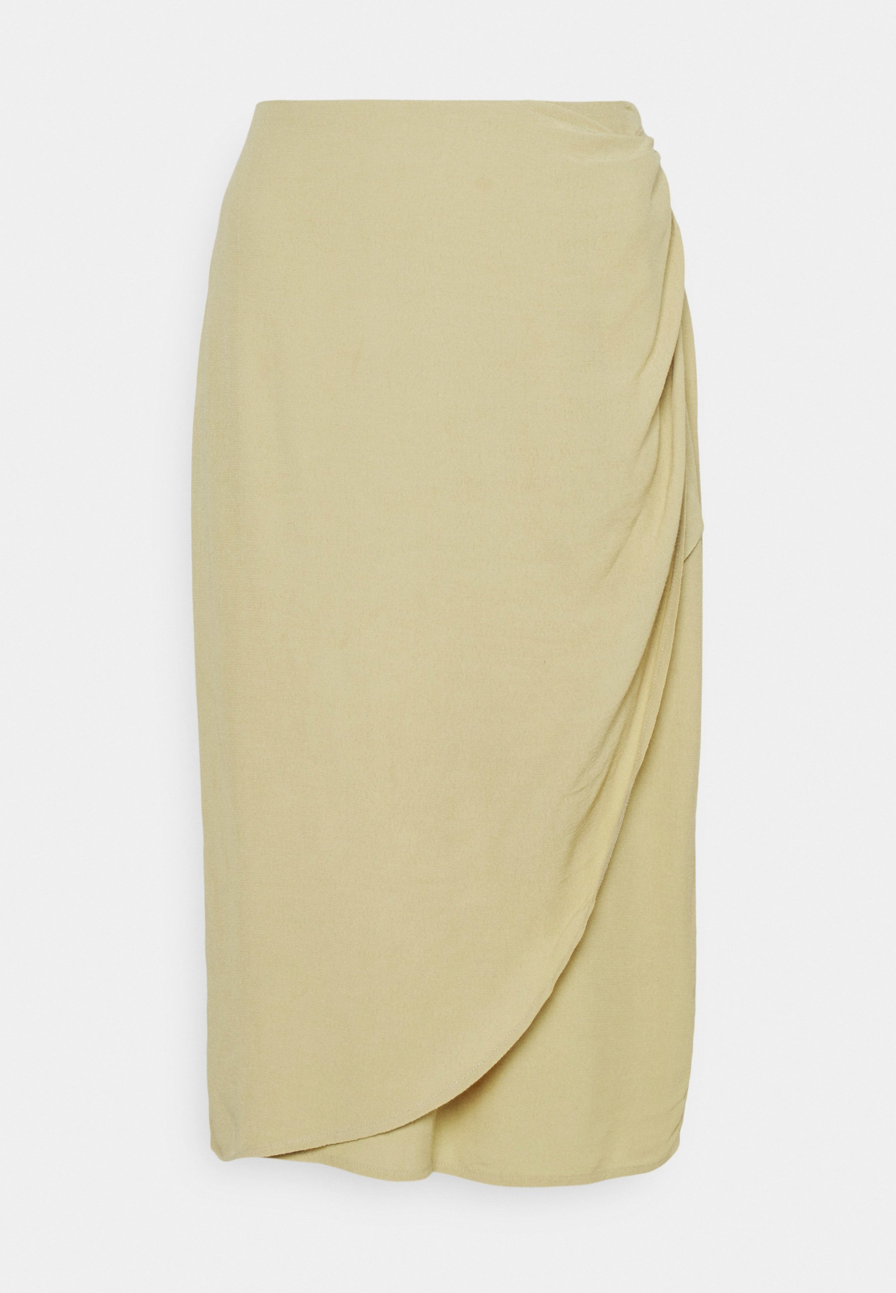 Femme SKIRT WITH WRAP DETAIL - Jupe portefeuille