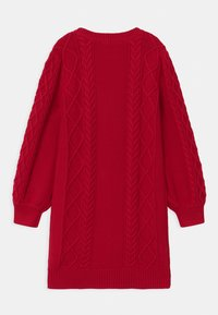 GAP - GIRL CABLE - Jumper dress - modern red - 1