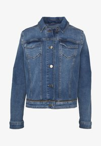 comma - JACKET - Denim jacket - blue denim stretch - 3
