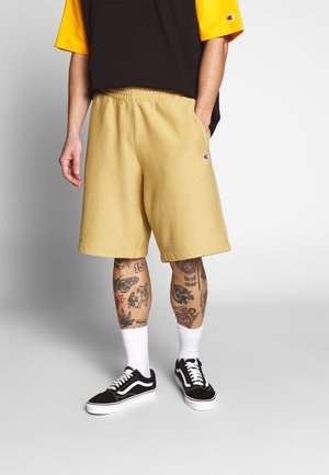 BERMUDA - Teplákové kalhoty - khaki