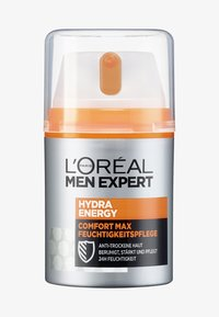 L'Oréal Men Expert - HYDRA ENERGY COMFORT MAX 50ML - Face cream - - - 0