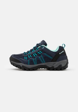 JAGUAR WOMENS - Hiking shoes - sky captain/navigate