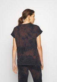 Maison Hēroïne - T-shirt print - midnight - 2
