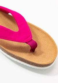 Scholl - TISTOIS - T-bar sandals - fuchsia - 2