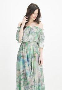 Nicowa - NERMINI  - Maxi dress - green - 4