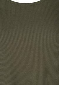 Zizzi - Jumper dress - green - 4