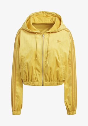 SPORTS INSPIRED HOODED TRACK TOP - Mikina na zip - coryel