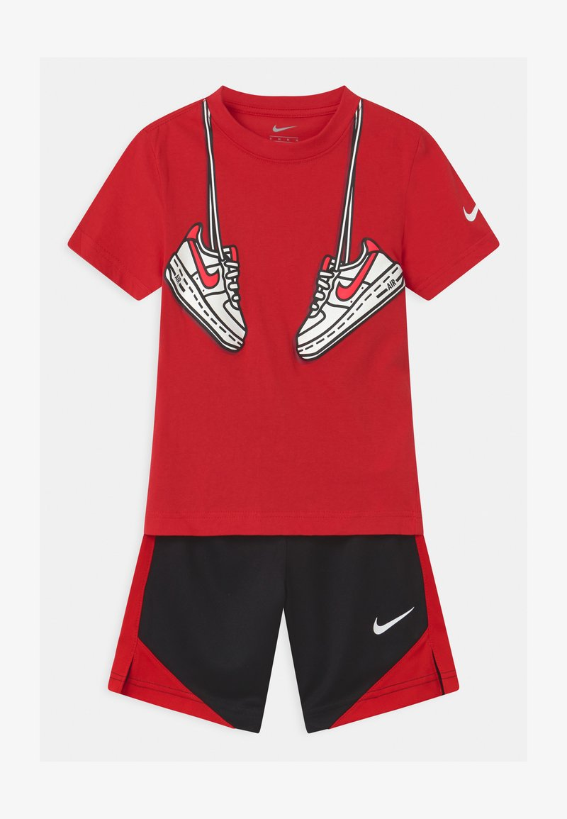 Nike Sportswear - SET - Triko spotiskem - black