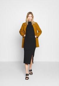 Monki - LOA SKIRT - Pencil skirt - black - 1