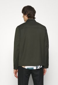 Filippa K - LOUIS GARBADINE - Summer jacket - moss green - 2
