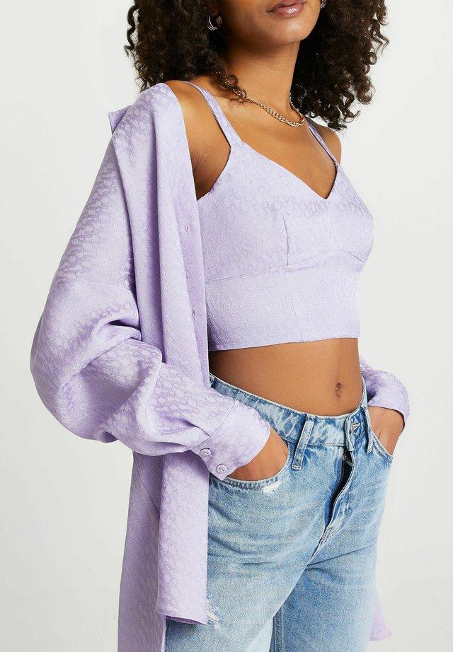 Blus - purple