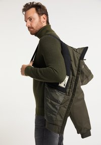 DreiMaster - Winter jacket - oliv - 3