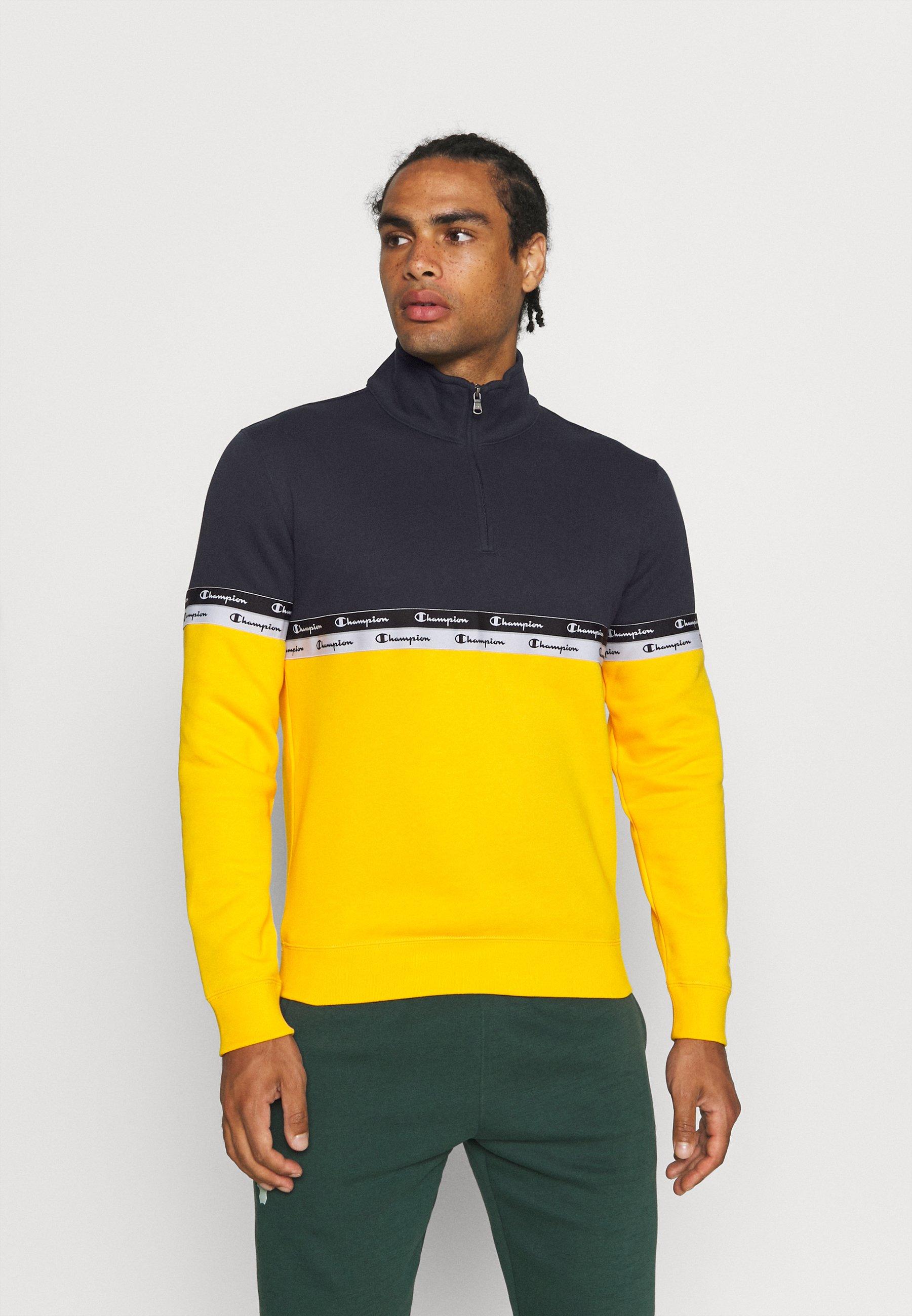 Homme HALF ZIP  - Sweatshirt