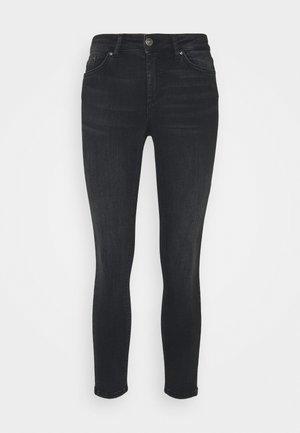 PCDELLY  - Jeans Skinny Fit - dark blue