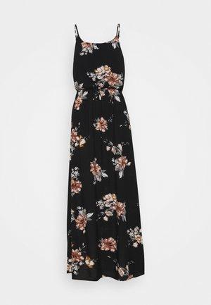 ONLNOVA LIFE STRAP DRESS - Maxi dress - black