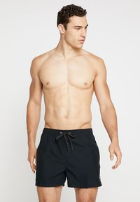 Quiksilver - EVERYDAY - Swimming shorts - black - 0