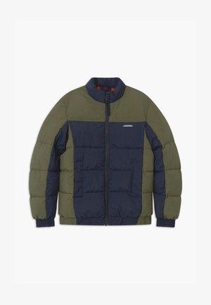 JORSPECTOR PUFFER - Chaqueta de invierno - navy blazer