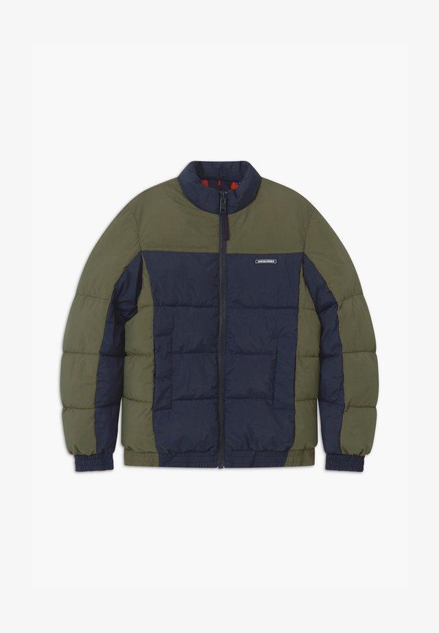 JORSPECTOR PUFFER - Winterjacke - navy blazer
