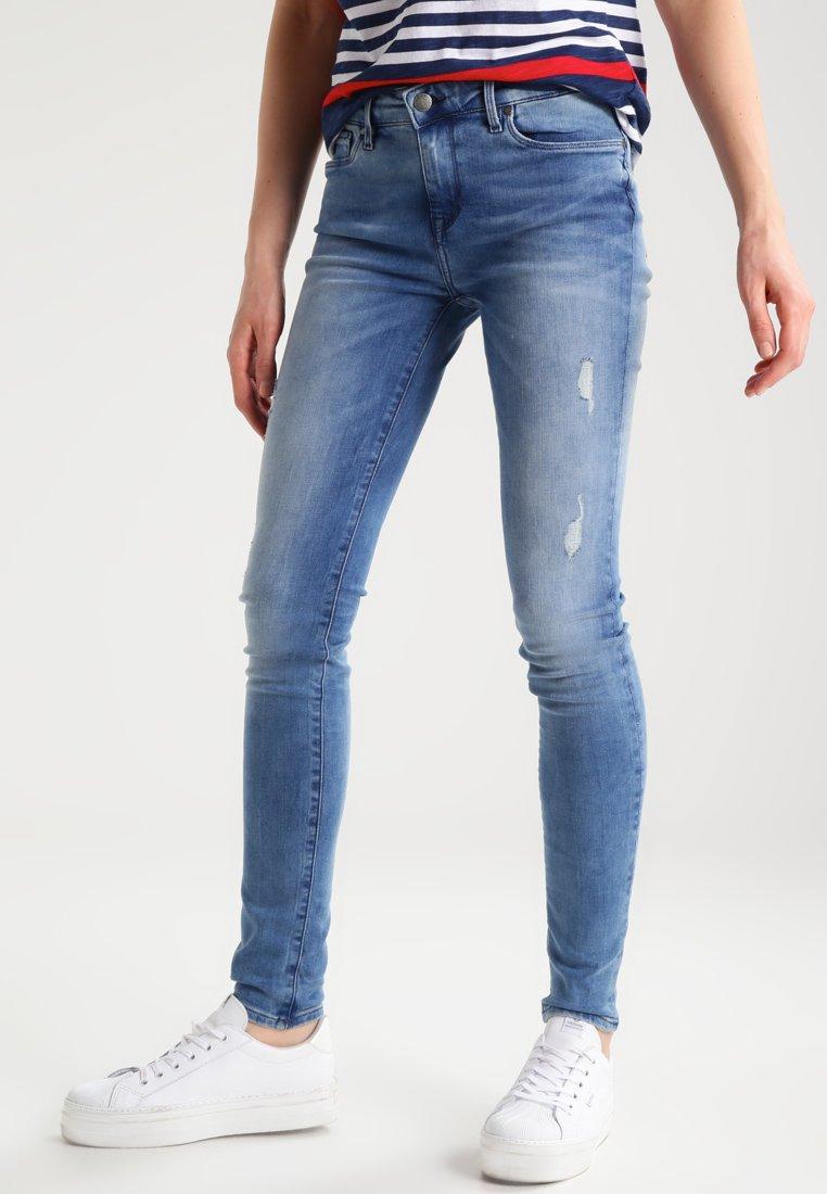 Tommy Hilfiger - COMO NOLA - Jeans Skinny Fit - denim