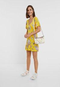 Desigual - LEMARK - Day dress - yellow - 1