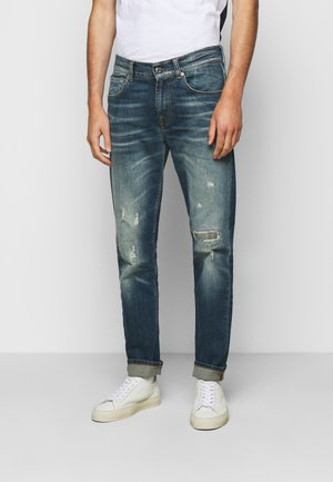 SLIMMY GUARD  - Jeans Tapered Fit - dark blue