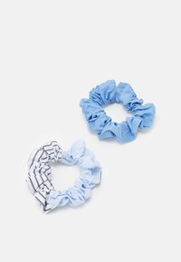 Marc O'Polo - SCRUNCHIE STRIPE PATCHED - Hair Styling Accessory - multi-coloured - 0