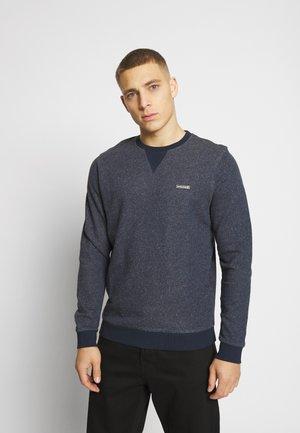 JORSHEEN CREW NECK - Sweatshirt - navy blazer/melange