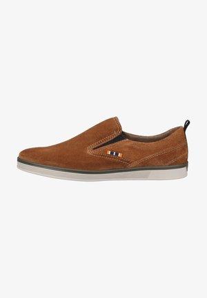 Sneakers - wood
