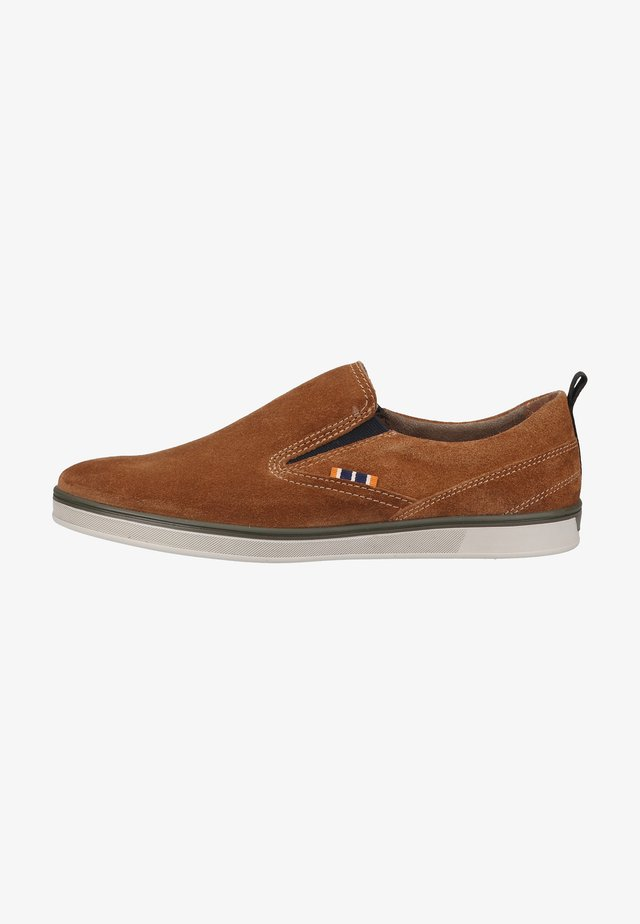 Sneakersy niskie - wood