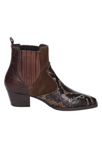 Maripé - Classic ankle boots - brown - 5
