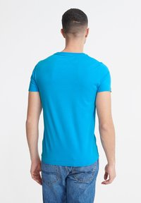 Superdry - NEON LITE TEE - Basic T-shirt - electric blue - 2