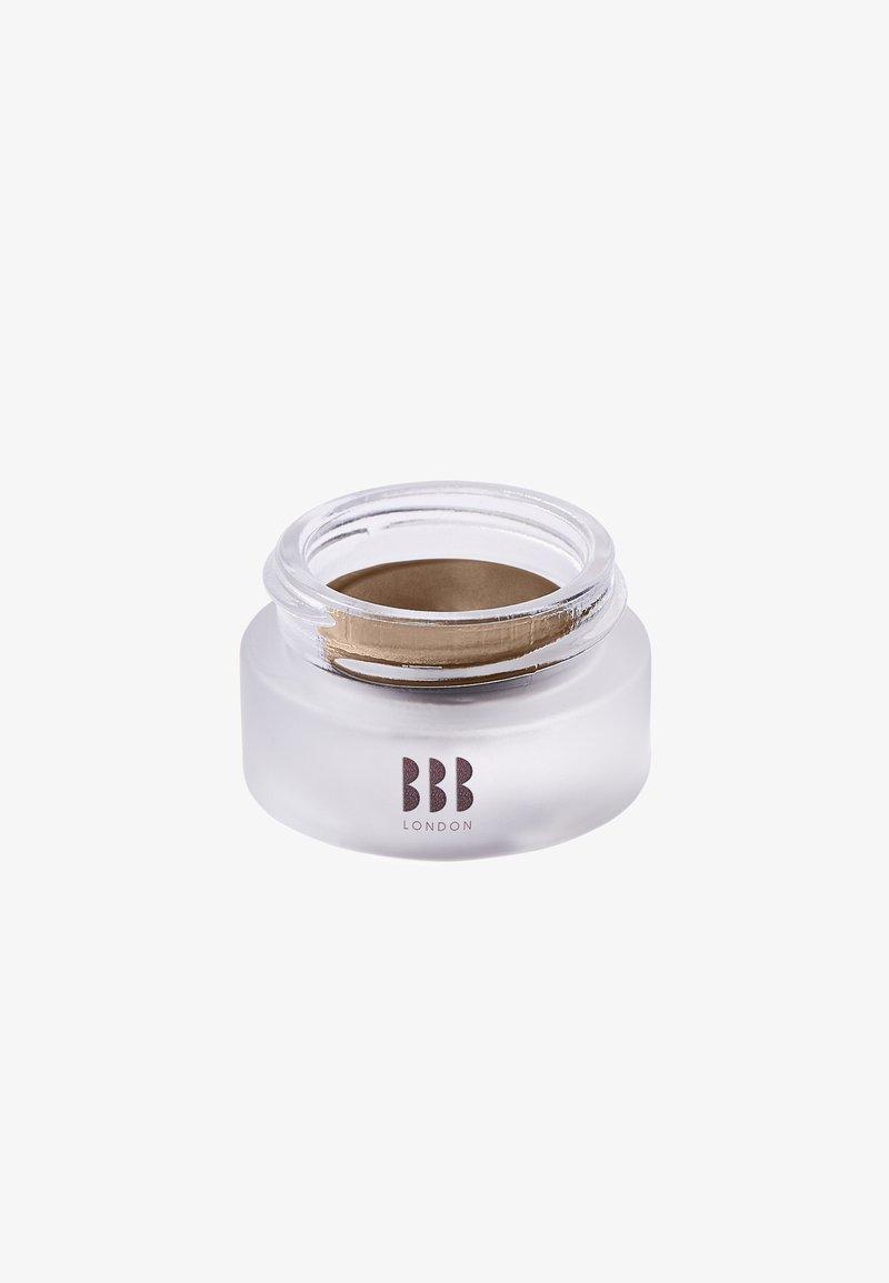 BBB London - BROW SCULPTING POMADE - Eyebrow gel - cinnamon
