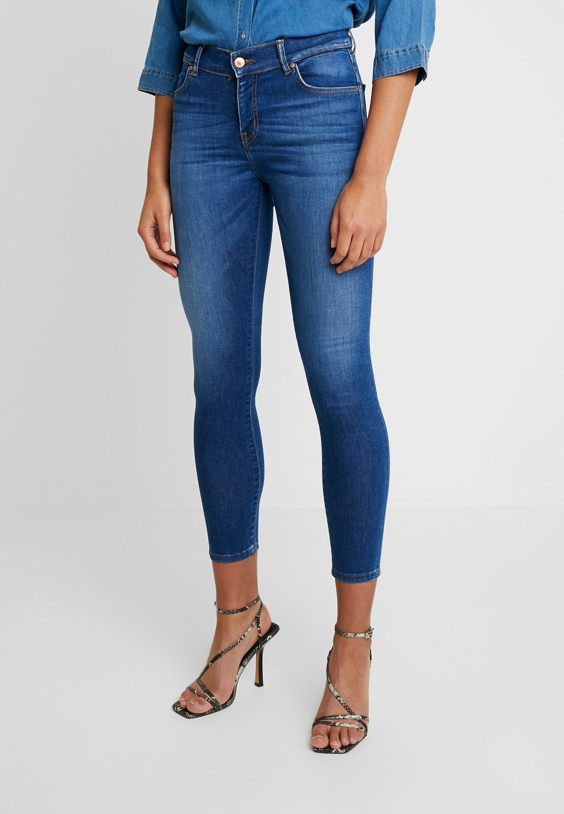 Damen LONIA - Jeans Skinny Fit