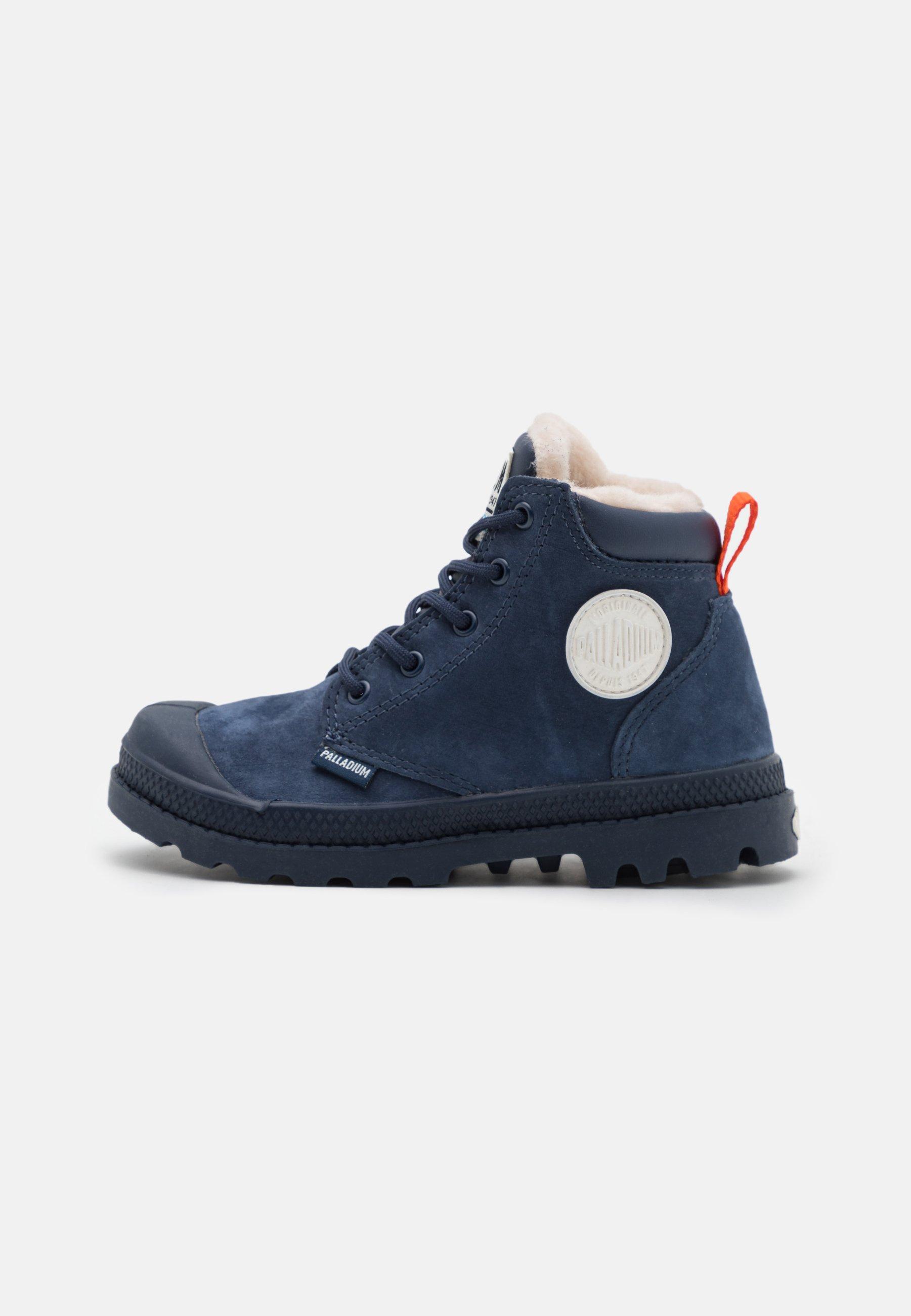 Kids PAMPA HI CUFF WATERPROOF UNISEX - Winter boots