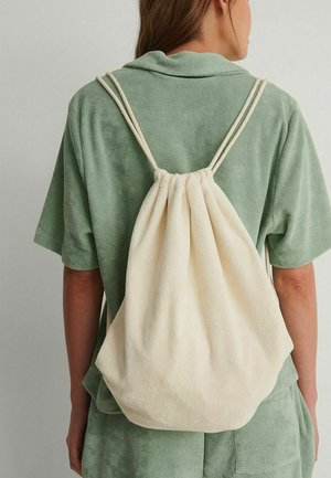 Backpack - off white
