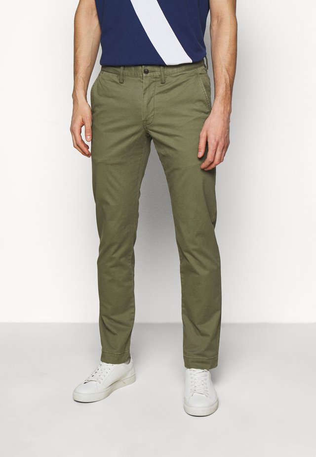 BEDFORD PANT - Chinos - army olive