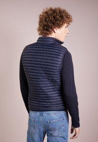 Emporio Armani - WAISTCOAT - Waistcoat - blue - 2