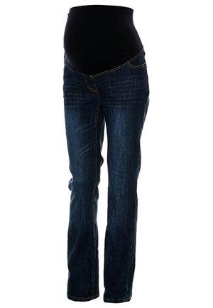 Straight leg jeans - blau