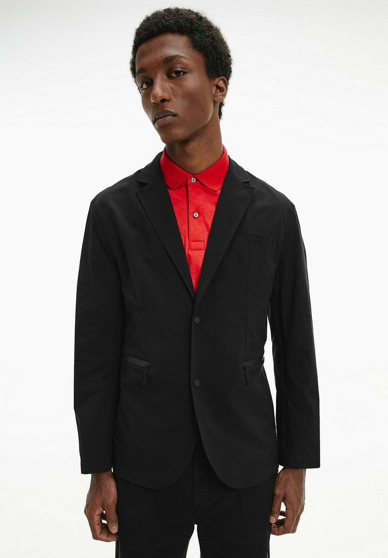 Calvin Klein - Blazer jacket - ck black