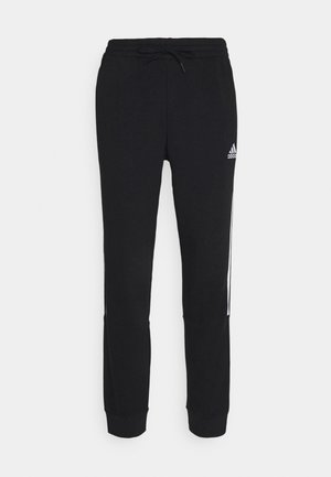 CUT - Pantaloni sportivi - black/white