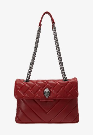 KENSINGTON BAG - Kabelka - red