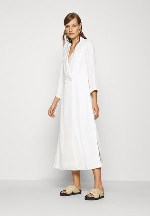 MOVE ON MAXI BLAZER - Freizeitkleid - off white