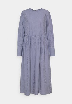 SLFMIRABELLA STRIPED  DRESS  - Day dress - bright white