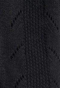 Pieces Maternity - PCMPENELOPE LONG CARDIGAN  - Cardigan - black - 5