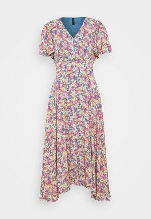YASVINNI DRESS - Day dress - parisian blue/vinni